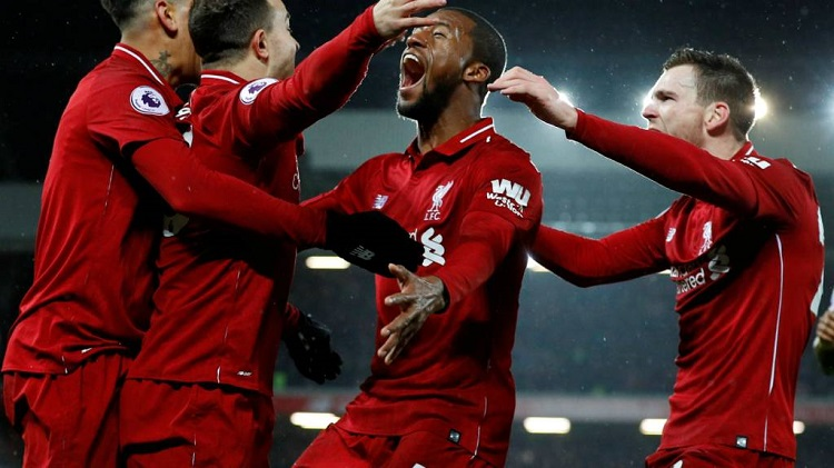 Can Liverpool stay top of the pile for the remainder of the season?