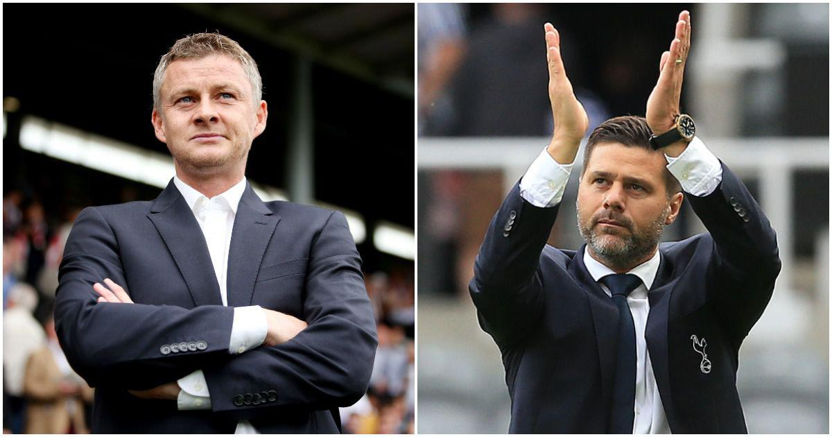 Tottenham face United in what is poised to be Solskjær's first real test
