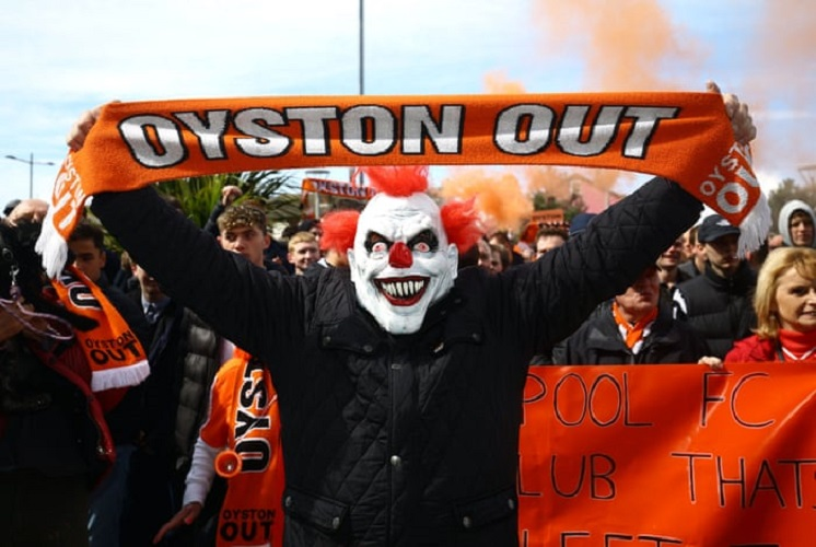 The Oystons – The Villains of the Fylde Coast