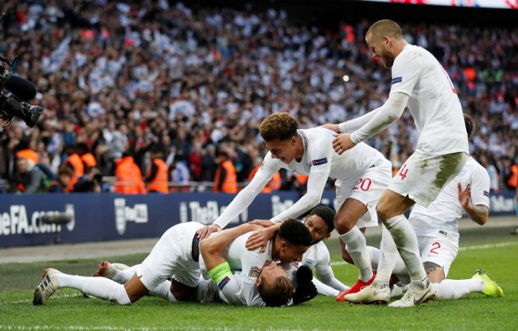 England UEFS Nations League