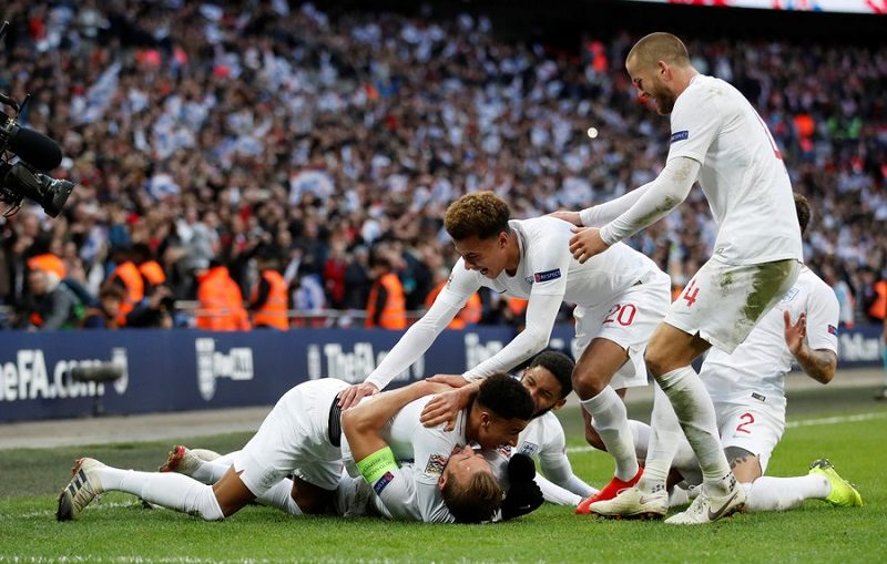 England UEFS Nations League