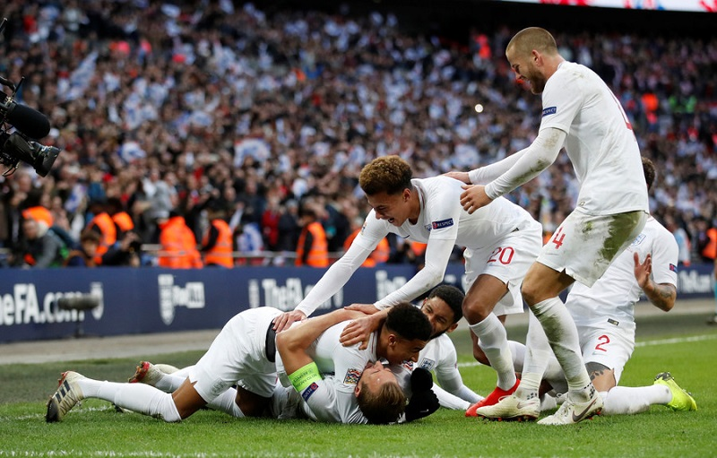 Will 2019 finally be the silverware year for England?
