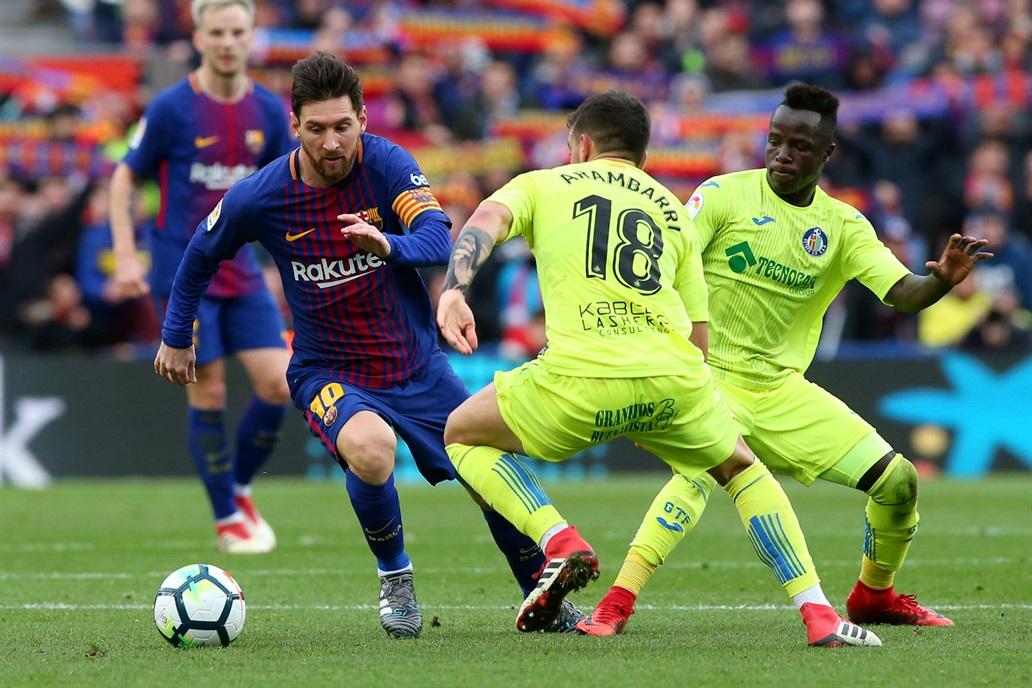 Getafe vs Barcelona: Team News, Preview, Predicted Lineups