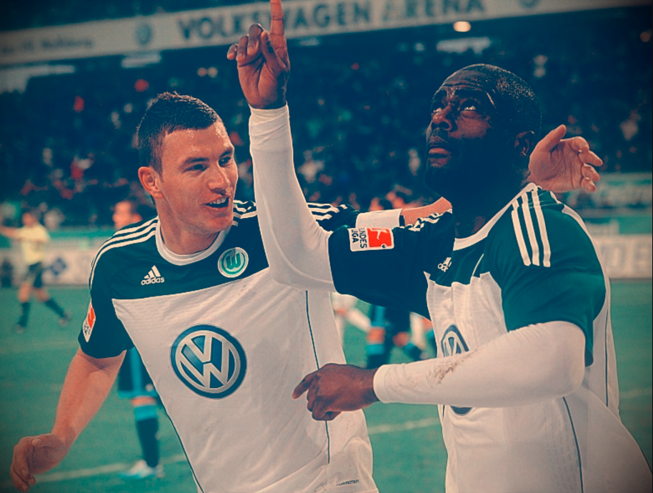 VfL Wolfsburg 08/09 : The Felix Factor Edin Džeko