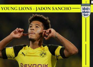 Jadon Sancho El Arte Del Futbol