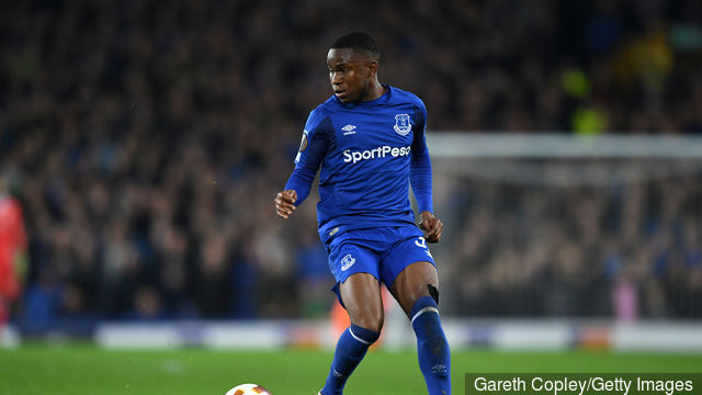 lookman everton winger