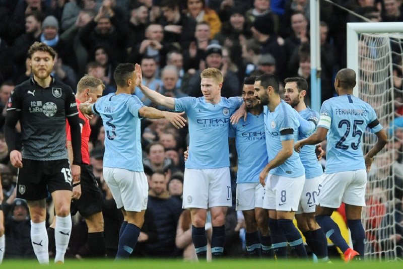 Kevin De Bruyne shines in FA Cup triumph – Manchester City player ratings vs Burnley