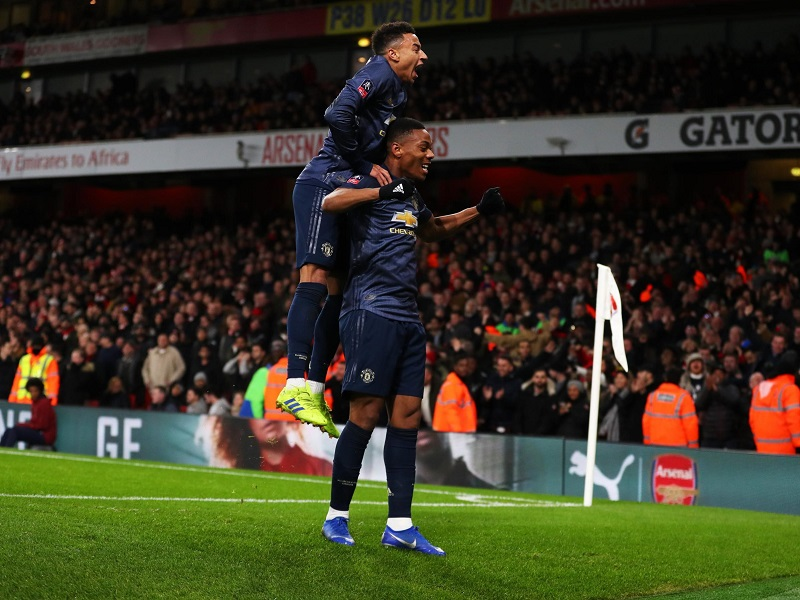 Ole's at the wheel – Manchester United Player Ratings vs Arsenal