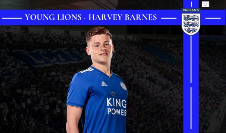 Harvey Barnes