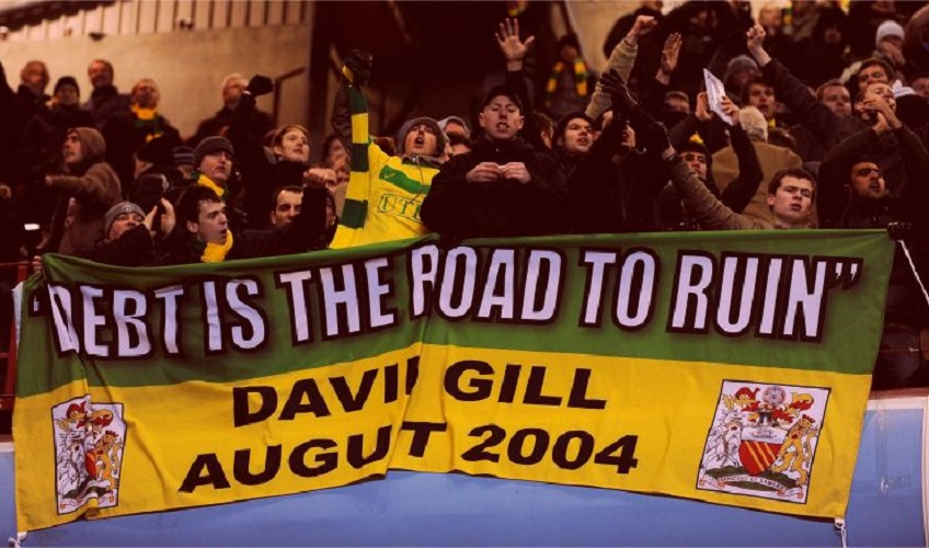 Greed and Glory: The Glazers at Manchester United