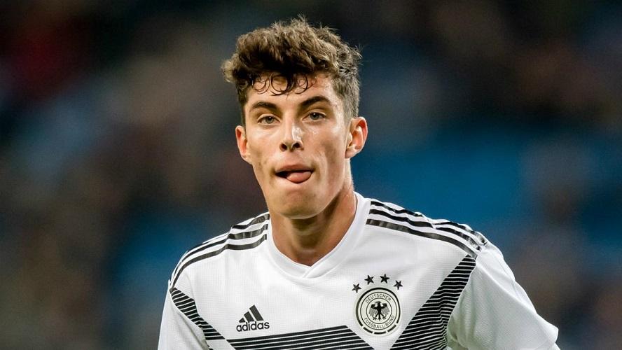 Kai Havertz – Record breaking season for Bayer 04 Leverkusen's German prodigy
