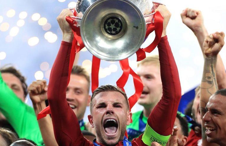 O Captain! My Captain! | 2019 Jordan Henderson