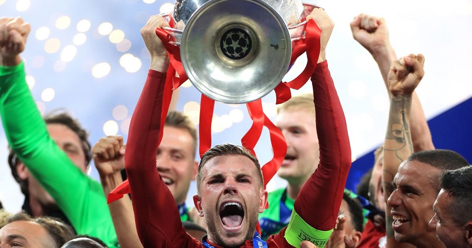 O Captain! My Captain! | 2019 Jordan Henderson