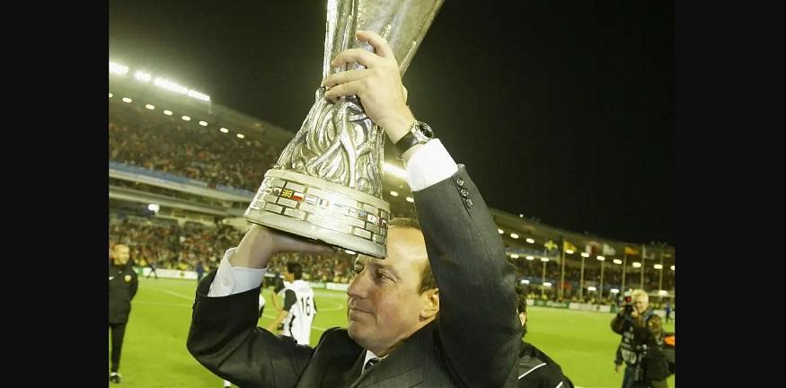 Image result for rafa Benitez valencia 2002