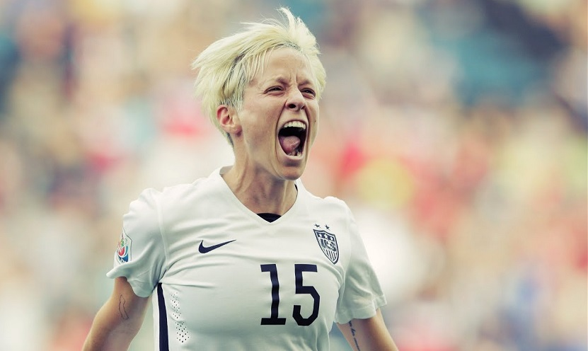 Megan Rapinoe Vs Australia // World Cup ⊕ 2015