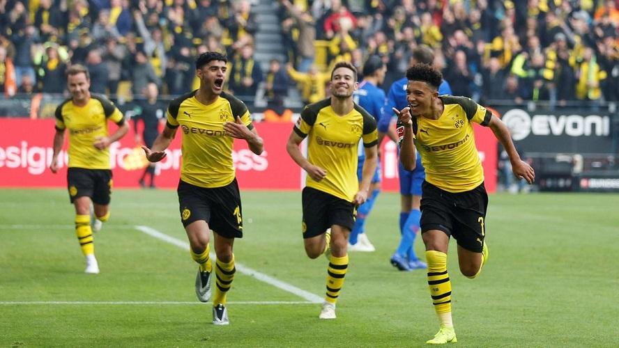 Borussia Dortmund Season Report 2018 19 El Arte Del Futbol
