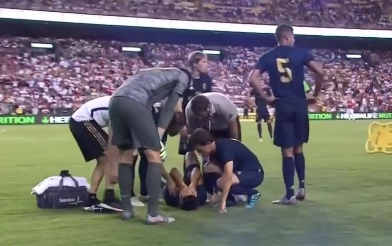 asensio injury