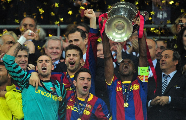 Iconic Match Reviews Barcelona Vs Manchester United Champions League Final 2011 El Arte Del Futbol