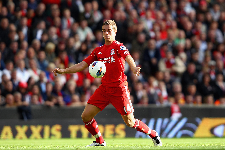 Jordan Henderson - Captain. Leader of Men. Liverpool Legend? - El ...