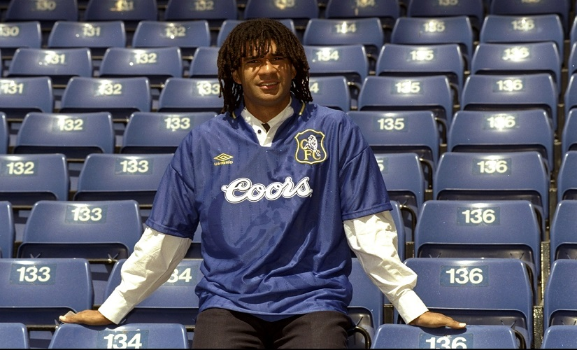 Ruud Gullit: The Dutchman for the Blues