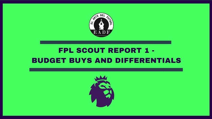 Fantasy Premier League 2019/20 gameweek 1 budget buys and differentials