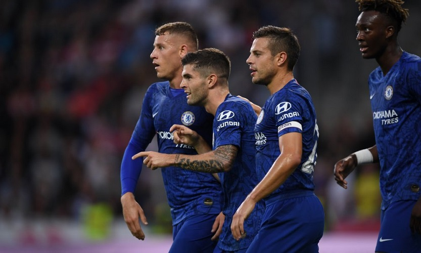 Chelsea Potential lineups for 2019/20 – What formation will Frank Lampard settle on?