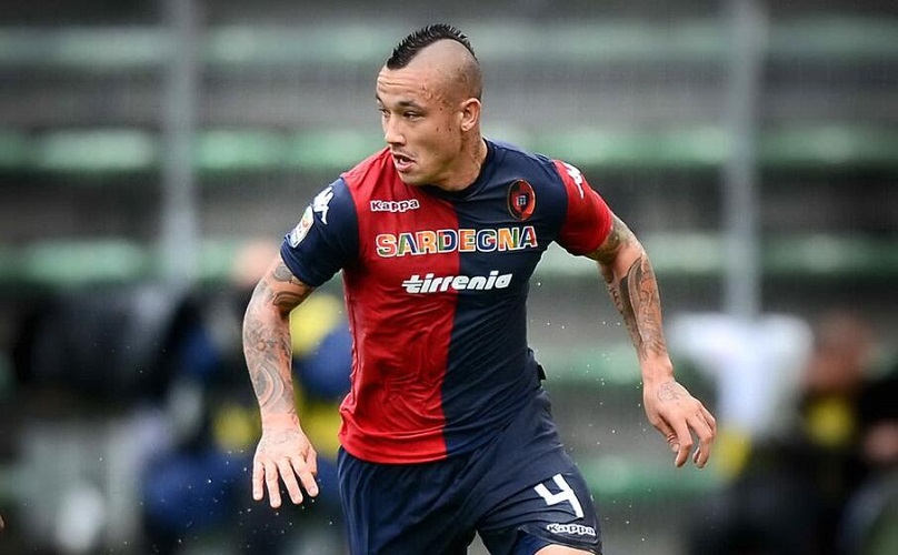 """""""A choice that came from the heart"""" – Why Radja Nainggolan chose to come back to Cagliari"""