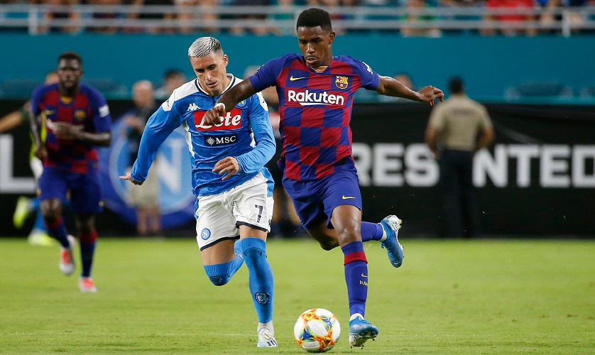 Junior Firpo – The missing piece in the Blaugrana puzzle