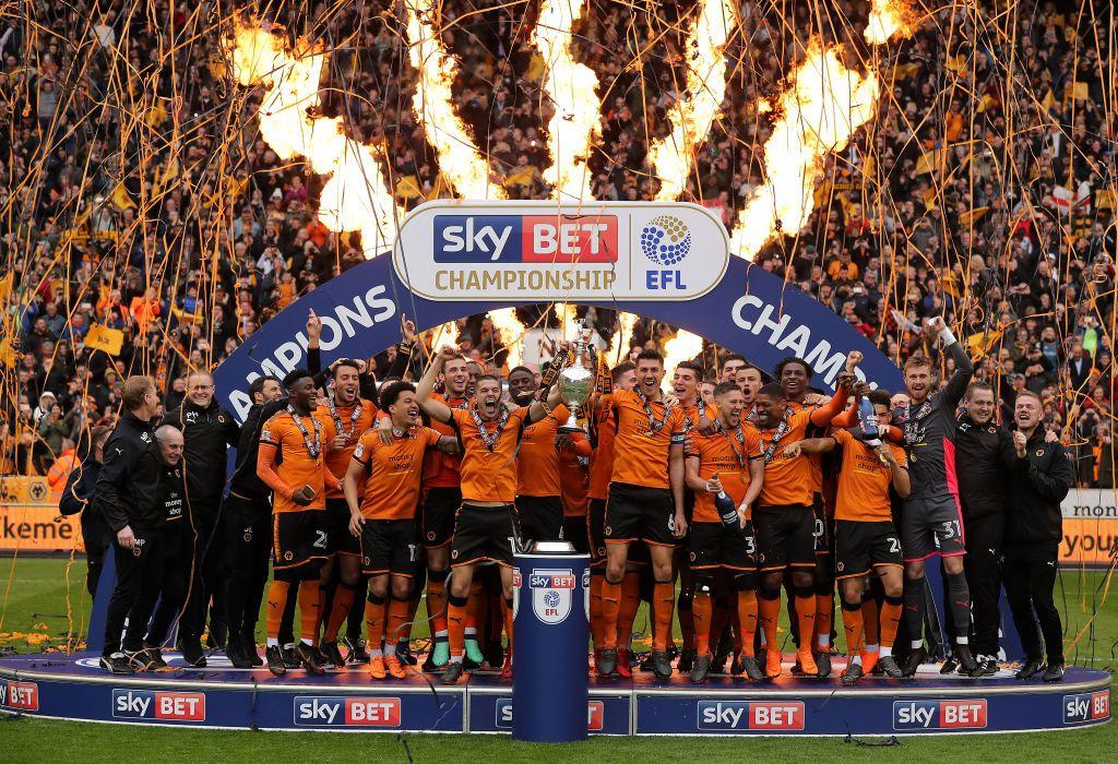 Wolves championship 16/17