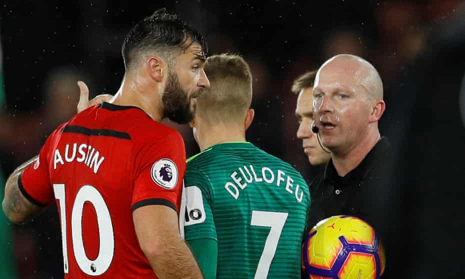 It's time for international referees