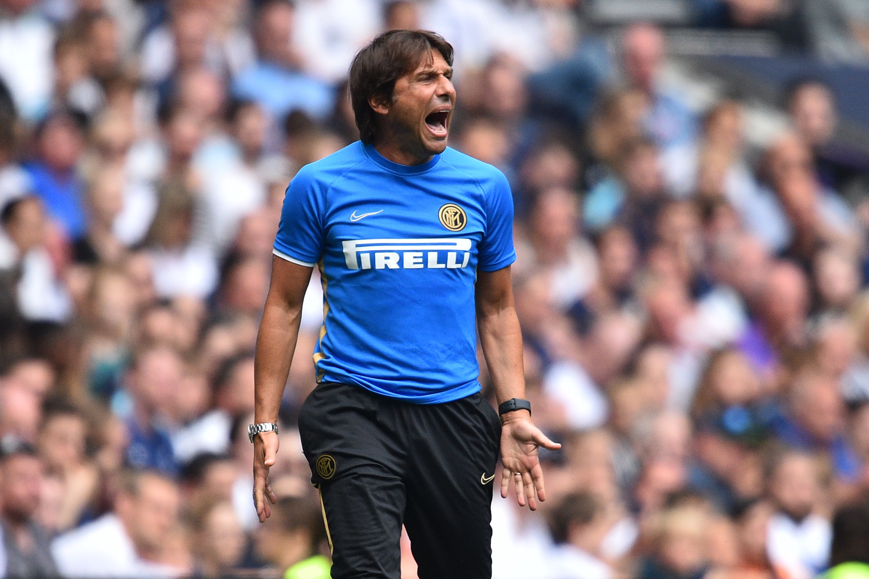 Antonio Conte and Inter's next step