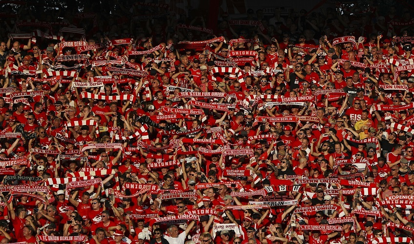 Taking a look at Union Berlin's inspirational road to the Bundesliga