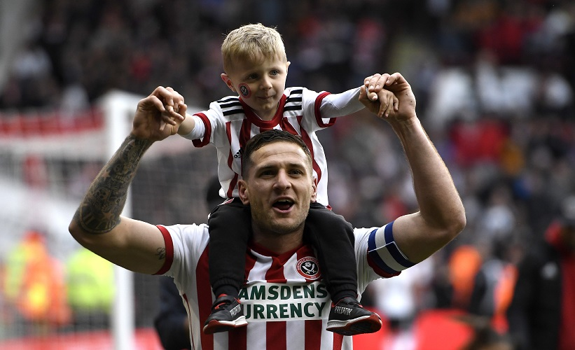 Billy Sharp – The Blades' own Forged Talisman