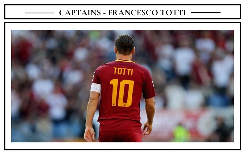 Francesco Totti – A Timeless Romance in Rome