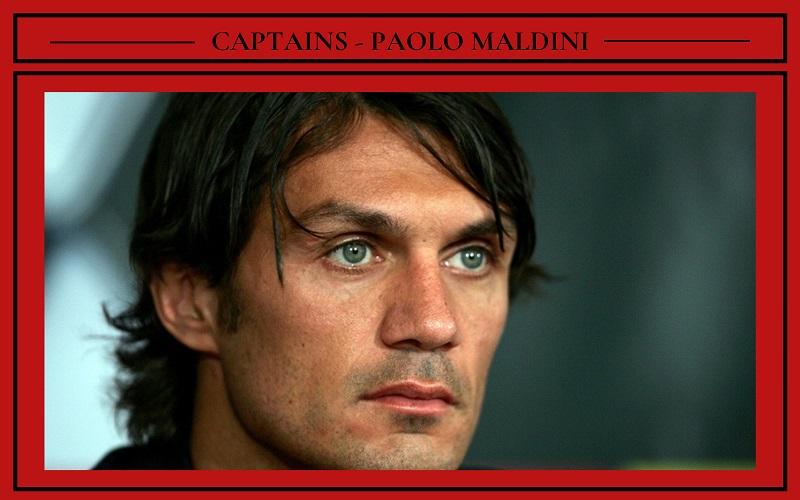 Paolo Maldini – Il Capitano