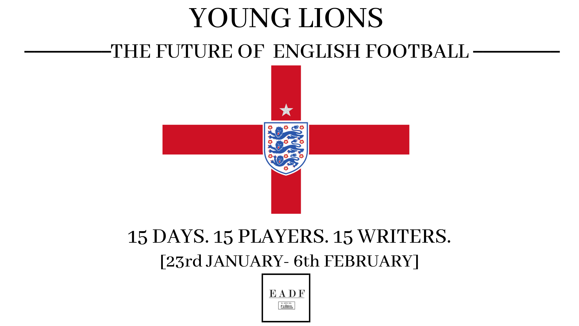 Young Lions england