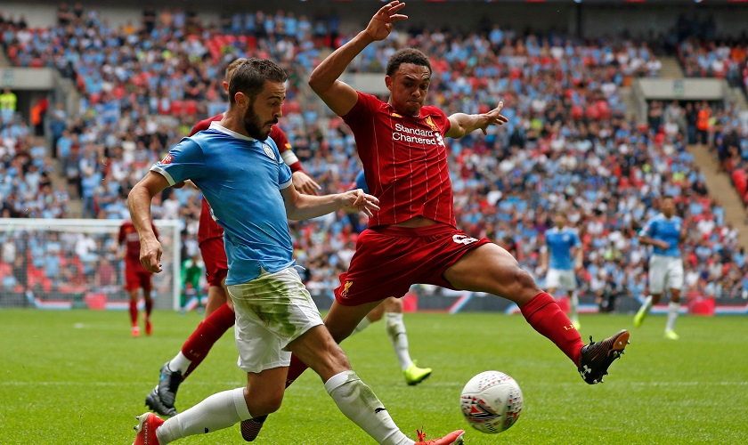 Liverpool vs Manchester City – Super Sunday Battle at Anfield