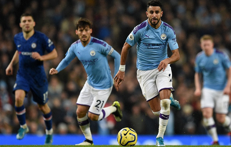 The Blueprint – How City played without the ball vs Chelsea