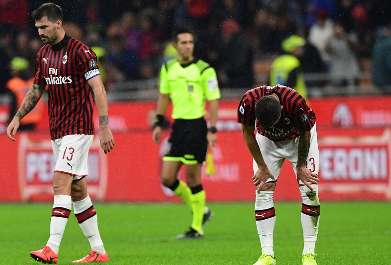 The Downfall Of A European Giant Ac Milan El Arte Del Futbol