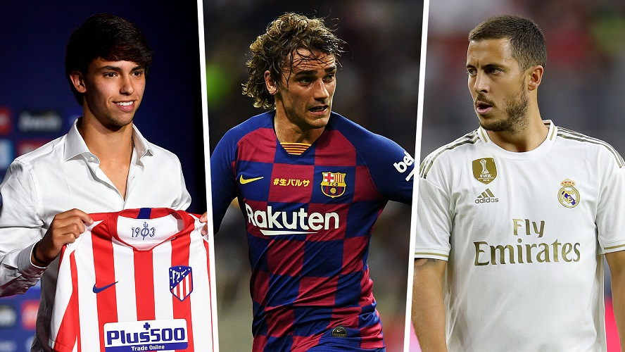 Looking Back – The Most Expensive Transfers of 2019