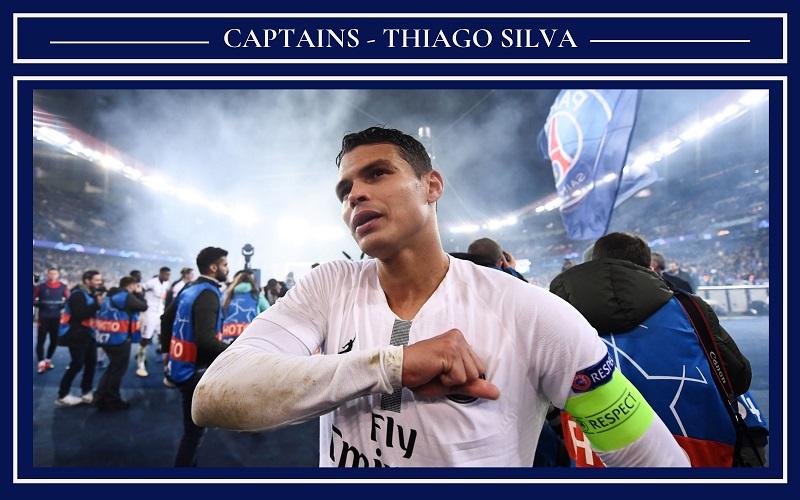 PSG Thiago Silva