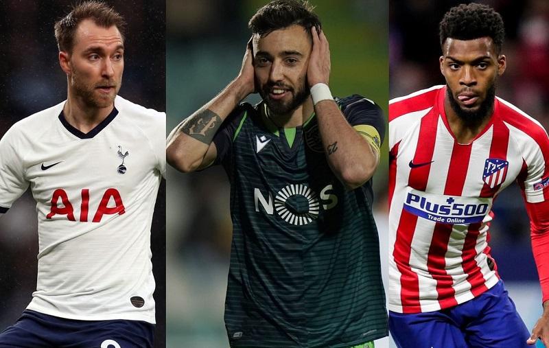 Transfer rumours making the headlines this week