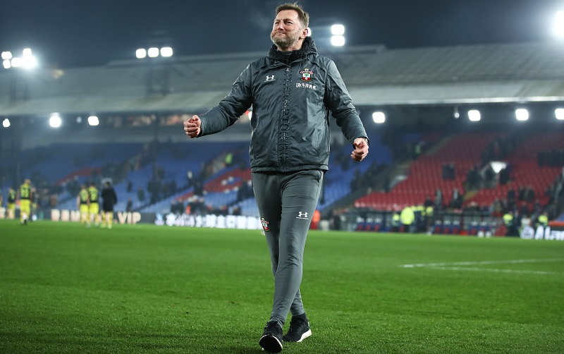 Pulling it back against all odds – A Hasenhüttl inspired turnaround