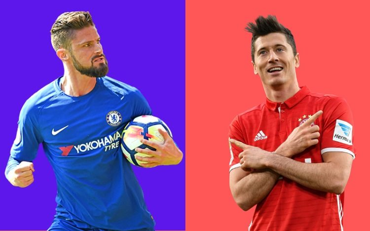Chelsea Bayern Preview