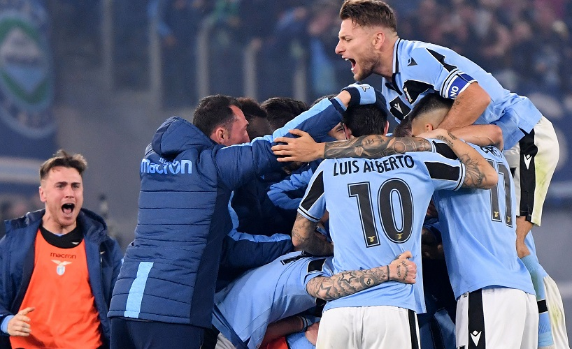 A closer look at Lazio and how they are challenging for the Scudetto
