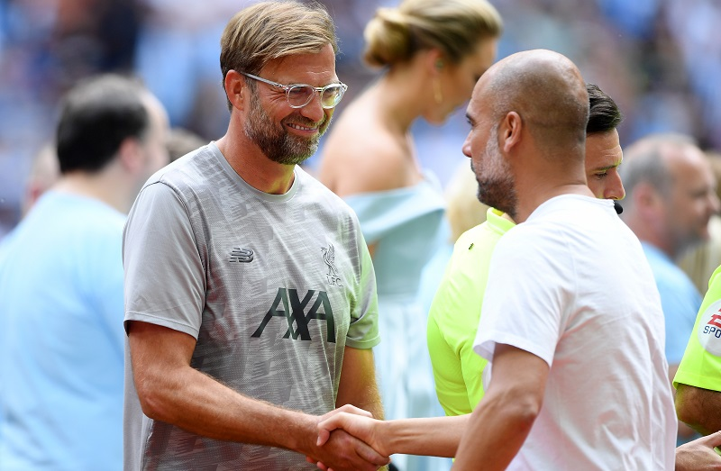 Understanding the differences in Manchester City's and Liverpool's 4-3-3