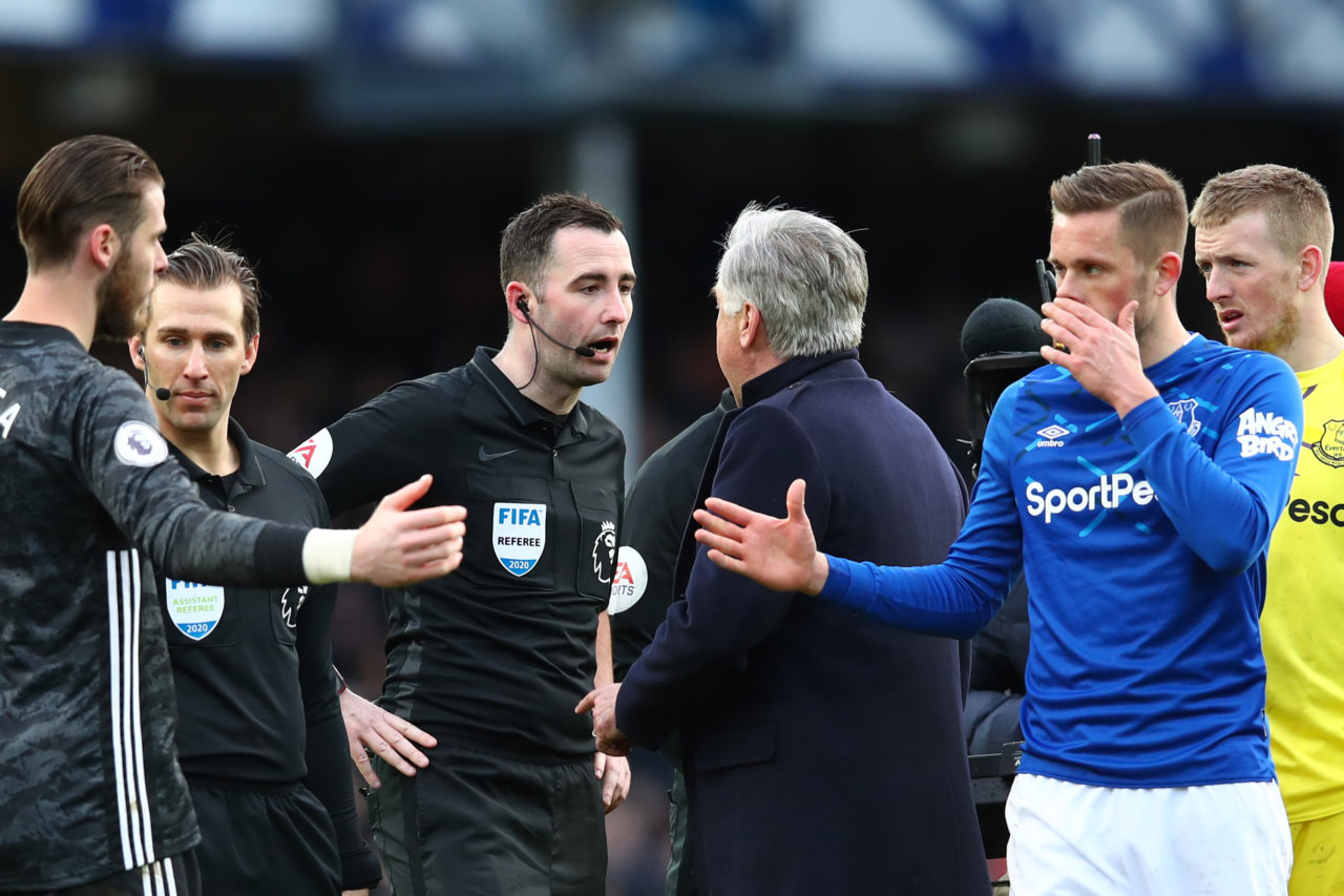 Should referees give post match interviews?