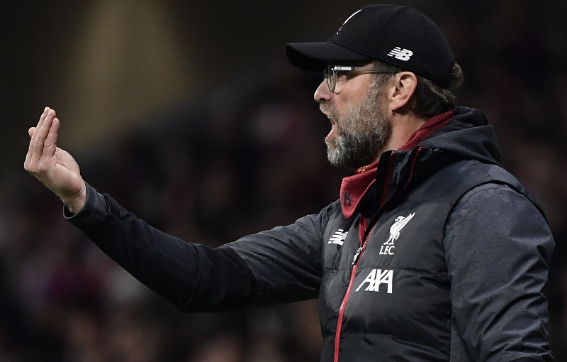 Potential tactical tweaks Klopp can implement to beat Atlético Madrid