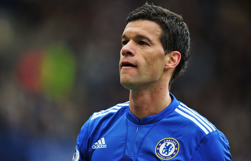 Michael Ballack – The unluckiest player to ever grace the field?