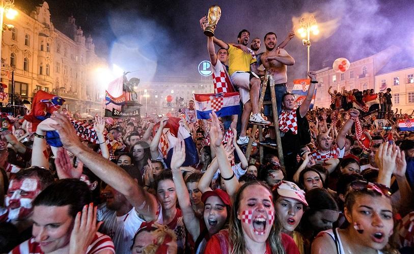 Remembering Croatia's World Cup run in 2018